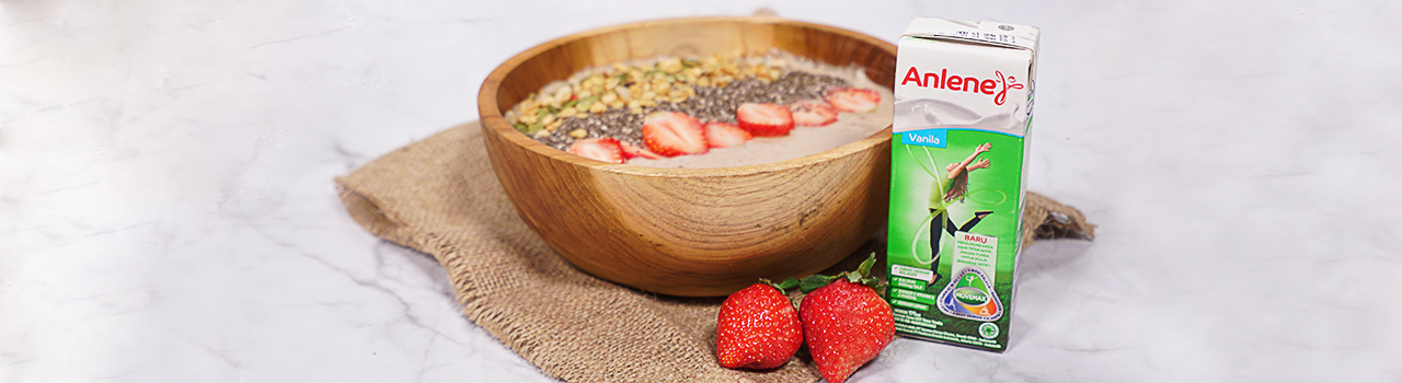 Anlene Smoothies Bowl