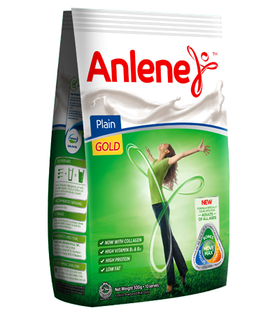 Anlene Plain Gold