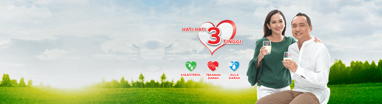 <b>HATI-HATI 3 TINGGI</b><br>Care for your heart<br>with Sheila Majid