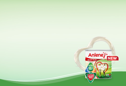 Hati-hati 3 Tinggi.<br>Love your heart<br>with Anlene Heart Plus<sup>®</sup>.<br><b>Now with HEARTMAX<sup>TM</sup></b>