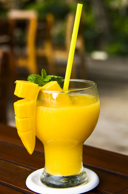 Banana Mango Smoothie