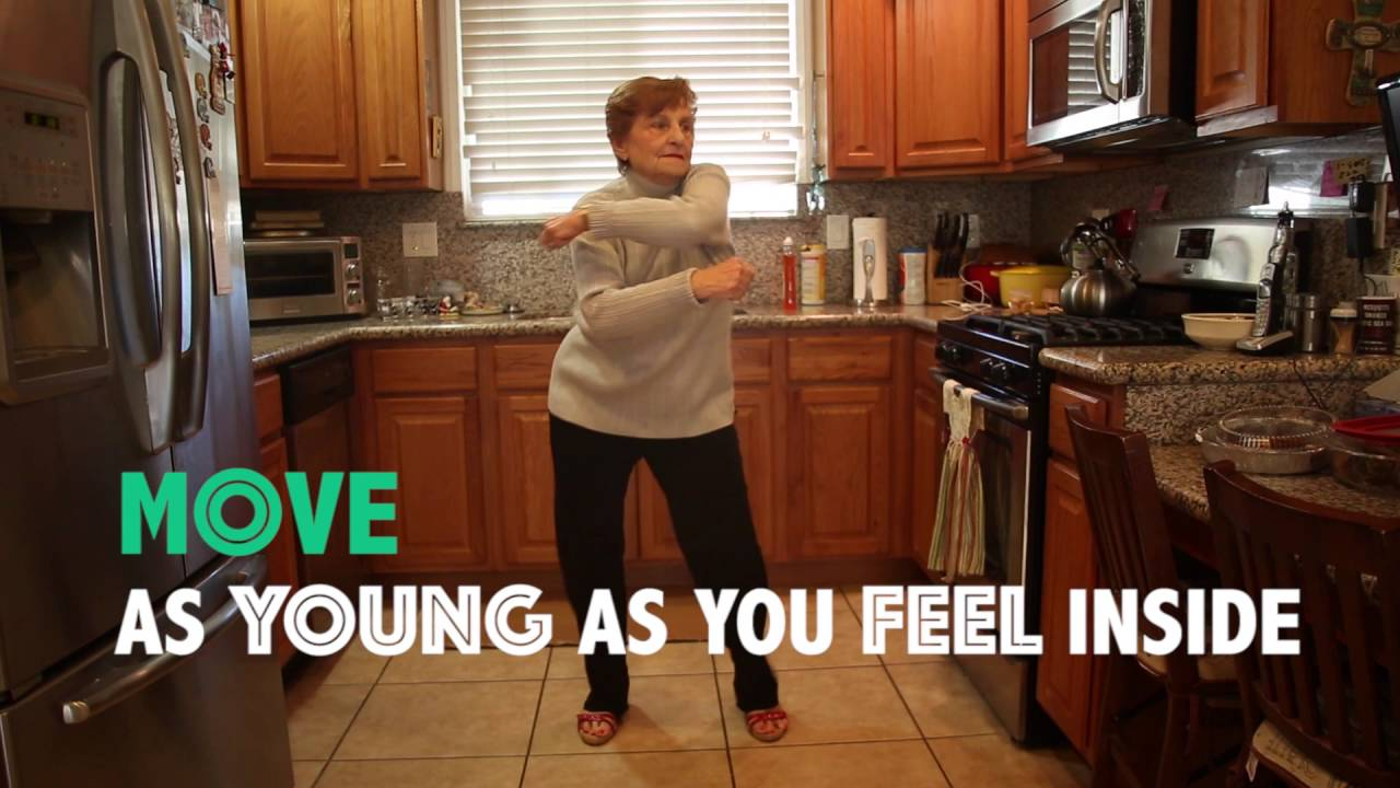 MOVE YOUNG, FEEL YOUNG