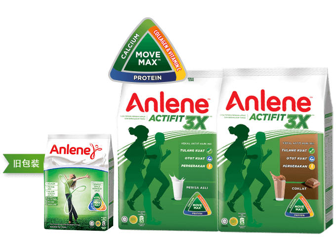 Anlene Actifit 3X Powder